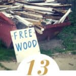 Where To Find Free Wood? 13 Ideas to Try! Other Pallet Projects