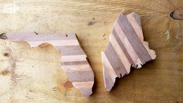 Pallet States, Pallet Provinces: Show Your Pride Pallet Wall Decor & Pallet Painting