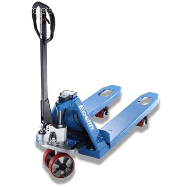 Our Reviews of the 10 Best Pallet Jacks & Hand Pallet Trucks in 2020!