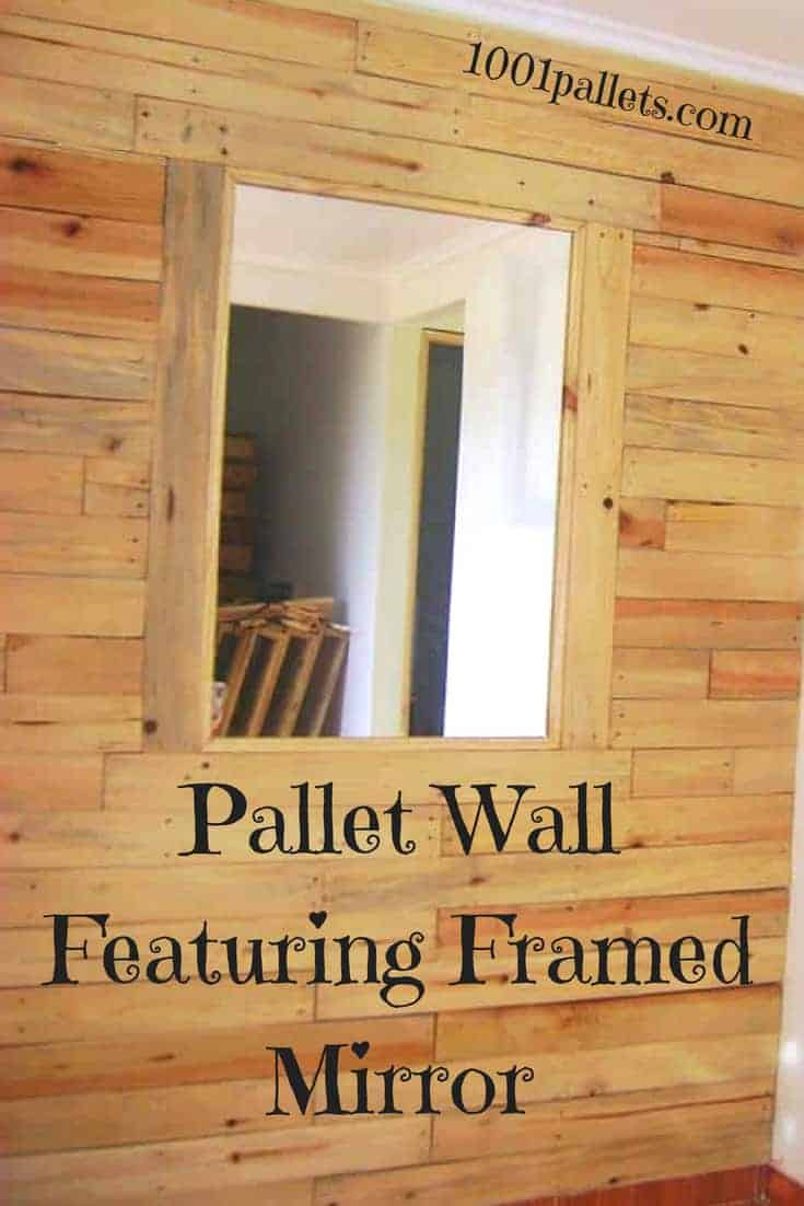 Add Pizzazz Like This Small House Pallets Wall Pallet Wall Decor & Pallet Painting Pallet Walls & Pallet Doors