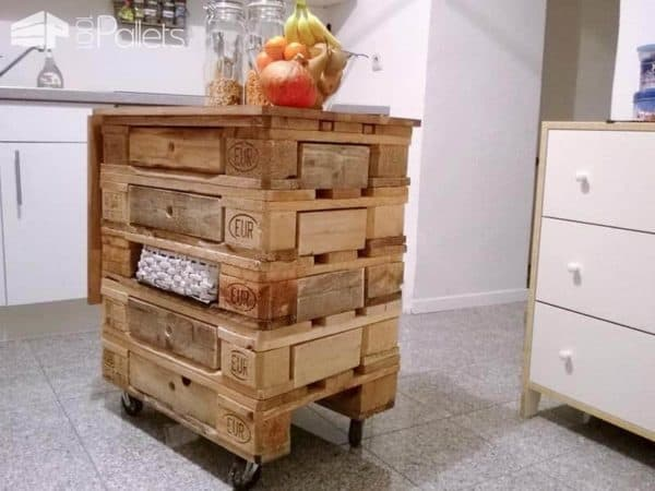 Finding New Ways to Furnish Your Home With Pallets DIY Pallet Tutorials Pallet Benches, Pallet Chairs & Stools Pallet Furniture Pallet Tutorials