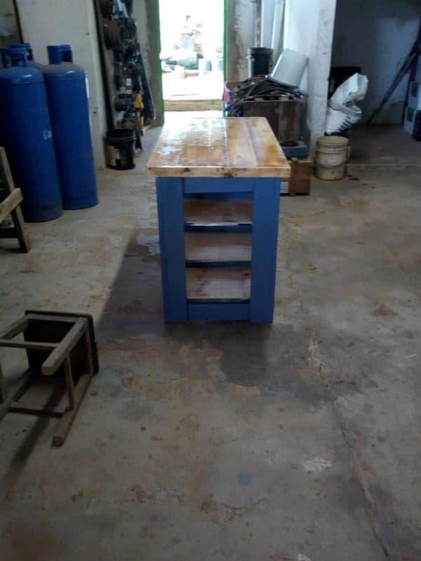 Pallet Desk / Escritorio De Pallets Pallet Desks & Pallet Tables