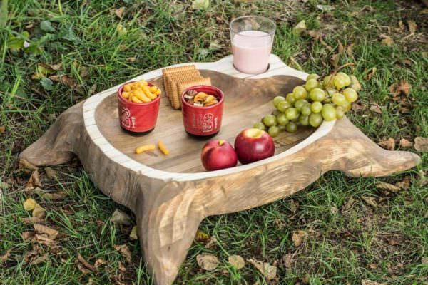 Beautiful Appetizer Pallet Plate Pallet Home Accessories