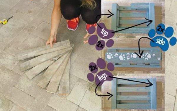 Diy: Pallet Pet Bed Animal Pallet Houses & Pallet Supplies DIY Pallet Tutorials DIY Pallet Video Tutorials
