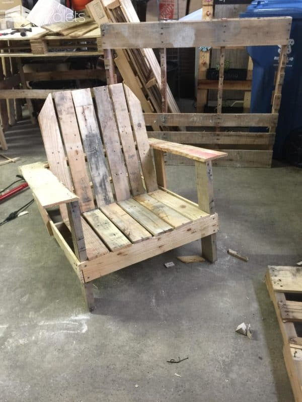 Pallet Garden Potting Bench, Planter & Chair Pallet Benches, Pallet Chairs & Stools Pallet Planters & Compost Bins