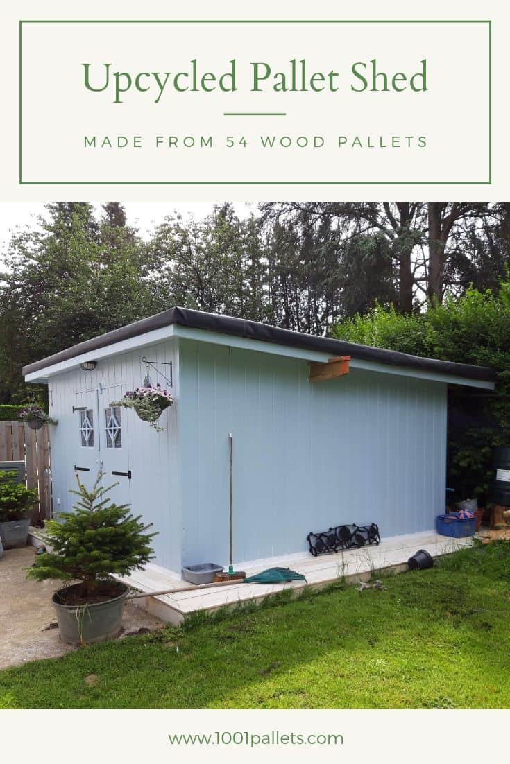 Pallet House Plans Pallet Sheds Cabins Playhouses 1001 Pallets
