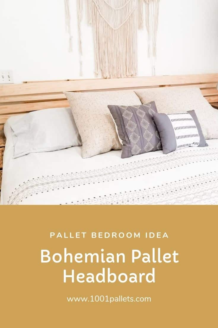 Discover Thousands Bedroom Pallet Ideas 1001 Pallets