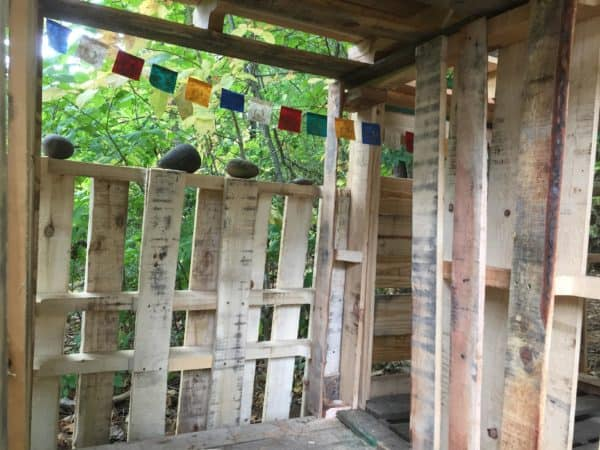 The Dream Box: Kids Playhouse or Treehouse Pallet Sheds, Cabins, Huts & Playhouses