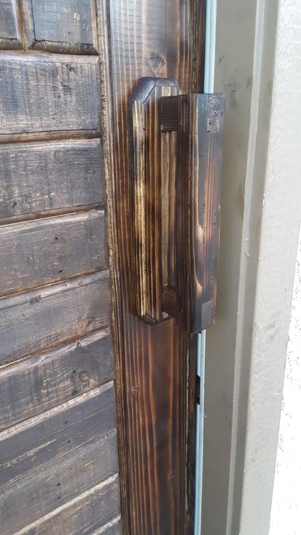 Rustic Pallet Door Pallet Walls & Pallet Doors