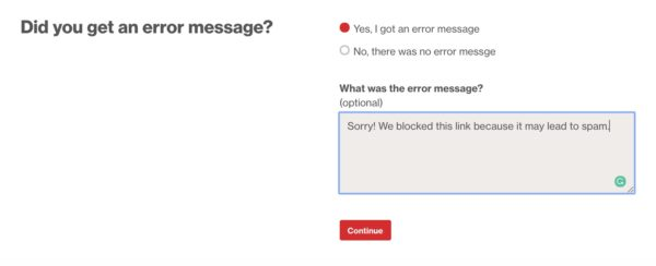 Help Us Get Back on Pinterest: Pinterest Blocked Our Website With No Warning Other Pallet Projects