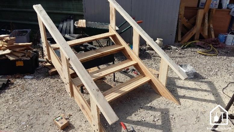 Bricolaje: construya una cabina de palés, cobertizos de palés, chozas, chozas y casas de juegos