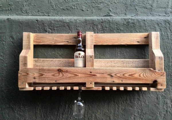 1001pallets.com-6-bottle-wine-rack-and-glass-holder