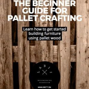 Lab 11 created a handy Beginner's Guide For Pallet Crafting. Join the upcycling movement and rescue a pallet from its untimely death in a dump!