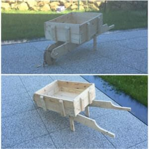 pallet-wheelbarrow