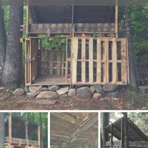 The Dream Box- Kids Playhouse or Treehouse